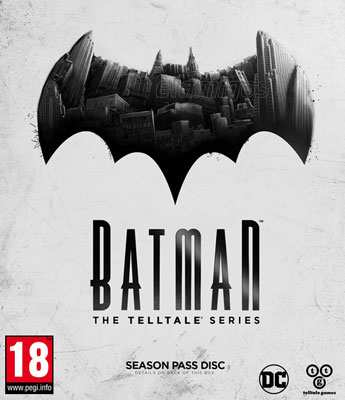 Batman The Telltale Series Complete Season