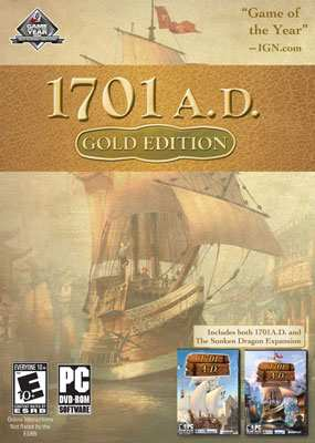 Anno 1701 Gold Edition