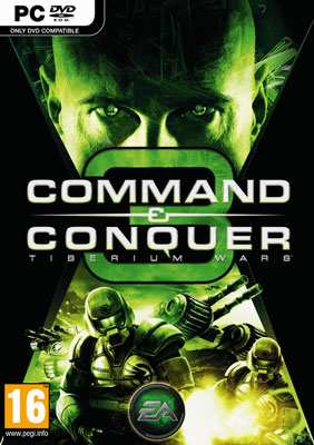 Command & Conquer 3: Tiberium Wars Complete Collection