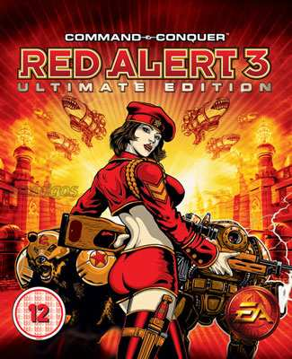Command & Conquer: Red Alert 3 Complete Collection