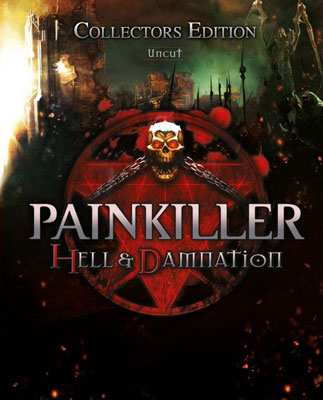 Painkiller Hell and Damnation Collectors Edition