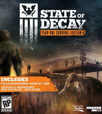 State of Decay YOSE Day One Edition
