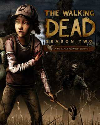 The Walking Dead: Complete Second Season