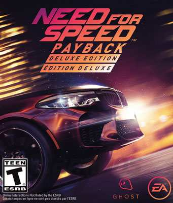 Need For Speed: Payback Deluxe Edition