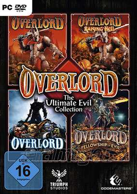 Overlord Ultimate Evil Collection