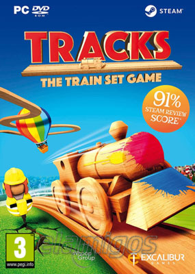 Tracks Train Set Game