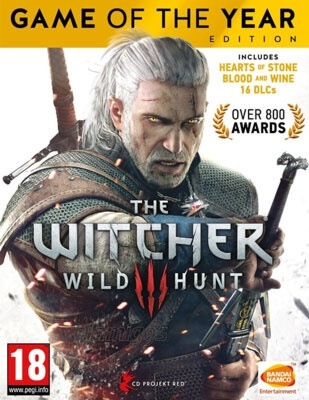 Wiedźmin 3 Dziki Gon / The Witcher 3 Wild Hunt
