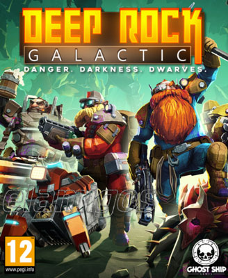 Deep Rock Galactic Deluxe Edition