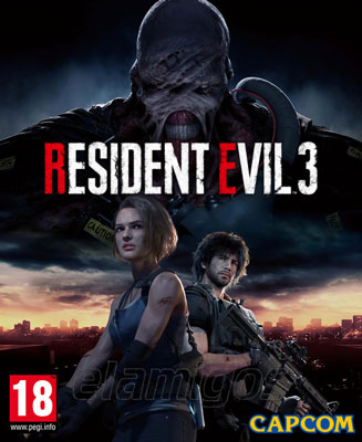 Resident Evil 3 Remake 2020 Deluxe Edition