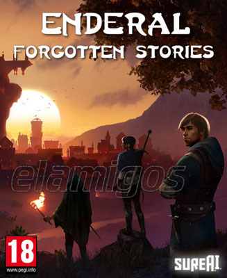 The Elder Scrolls V Skyrim: Enderal Forgotten Stories